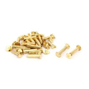 Köitekruvi, kuld