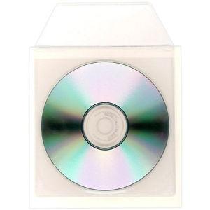 Kleebitav PVC tasku CDplaadile