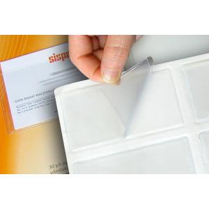 Kleebitav PVC tasku 60×95