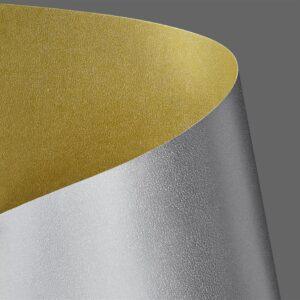 Dekoratiivpaber Millenium kuld/hõbe A3