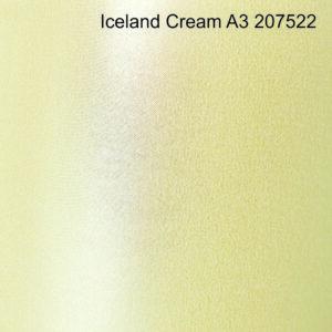 Dekoratiivpaber Iceland Cream A3