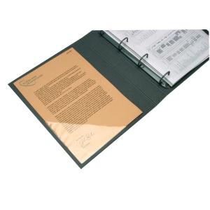 Kleebitav PVC tasku 100×100
