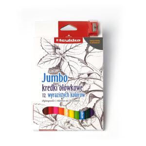 Värvipliiatsid JUMBO 12tk