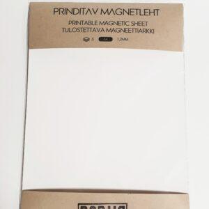 Prinditav magnetleht A4 (5tk)