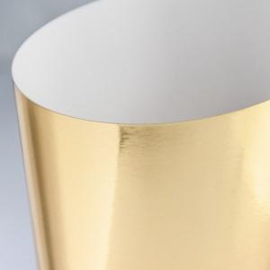 peegelkartong kuld