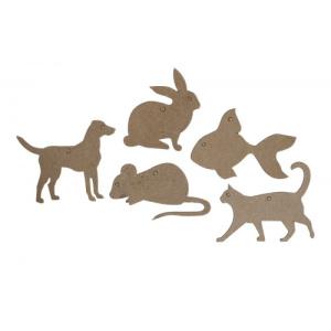 papist väljalõiked lemmikloomad